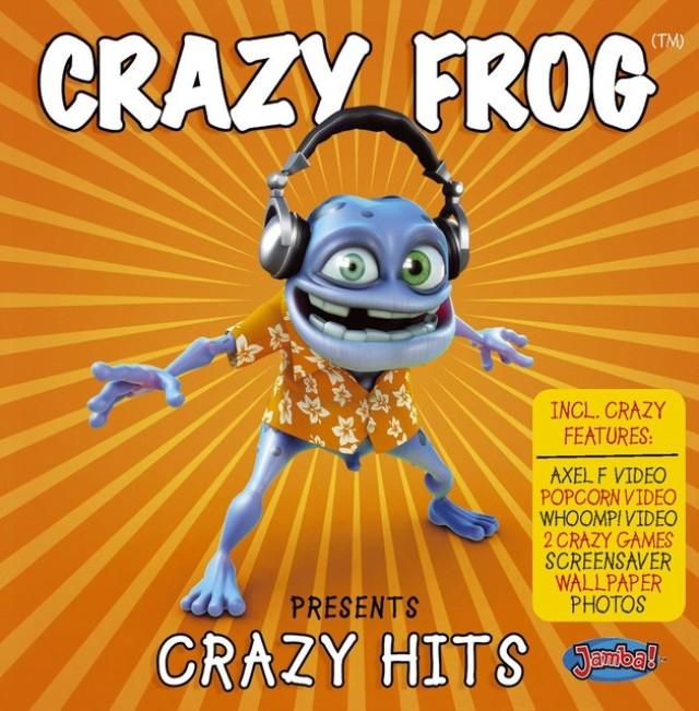 Дебютный альбом Crazy Frog