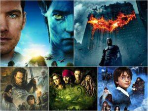 5 самых кассовых фильмов 2000-х