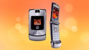 Motorola RAZR V3 – все, что нужно для счастья