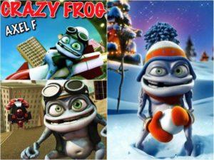 Crazy Frog – мультизвезда 2000-х