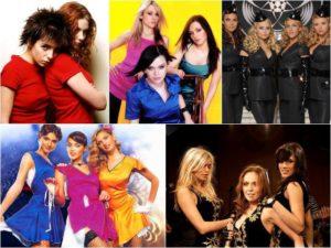 Список лучших женских групп на российской сцене 2000-х