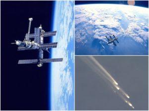 Причины затопления космической станции «Мир»