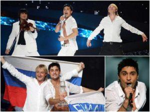 «Евровидение 2008» – победа Димы Билана